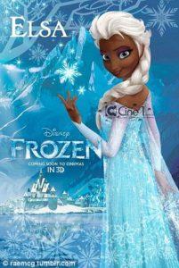 Moana Elsa And Halloween